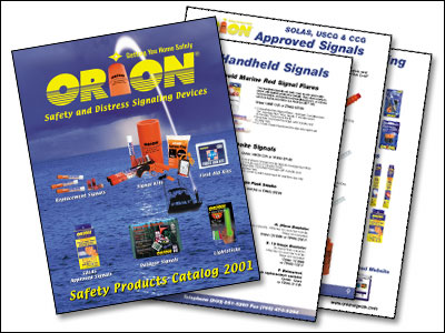 Product Catalog Design for Orion by Dynamic Digital Advertising