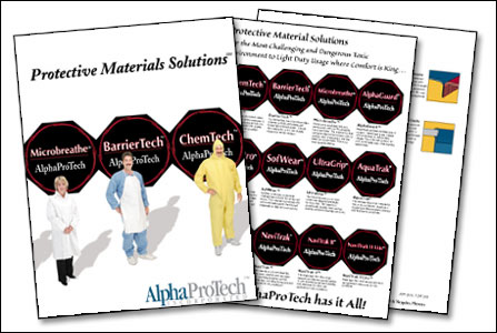 Product Catalog Design for AlphaProTech by Dynamic Digital Advertising
