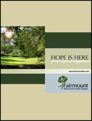 Custom Brochure Design for Fairmount