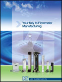 Product Brochure Design for Key Instruments