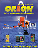 2001 Product Catalog Design for Orion
