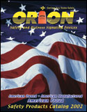 2002 Product Catalog Design for Orion