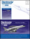 Direct Mail Newsletter for Dentronix