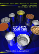 Poster design for Technical Coatings