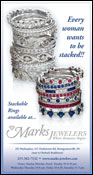 trade ad for Marks Jewelers